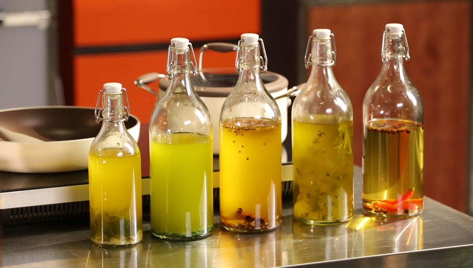 Оливковое масло со специями рецепт